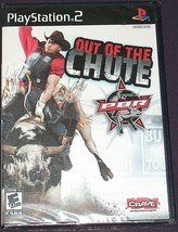 NEW SEALED PBR Professional Bull Riding Out Of The Chute PS2 Playstation 2 - $6.51