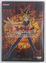 Yu-Gi-Oh Trading Card Game Duel Master's Guide Official Rules DVD Video ... - $21.38