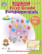 First Grade Fundamentals Rainbow Bridge Publishing - $9.79