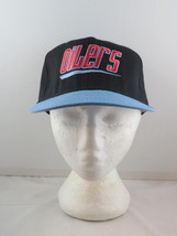 Houston Oilers Hat (VTG) - Zooming Script by Annco - Adult Snapback - $75.00