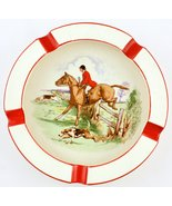Fox Hunter Ashtray - $250.00