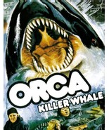 ORCA THE KILLER WHALE - RICHARD HARRIS, CHARLOTTE RAMPLING - ALL R DVD - $19.50