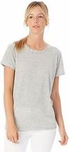 Alternative Women's Origin Short-Sleeve T-Shirt (Eco Ivory Seaside Strip... - $17.74