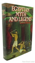 Mackenzie, Donald A.  EGYPTIAN MYTH & LEGEND Book Club Edition - $39.95
