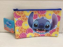 Disney Lilo Stitch Purse, Bag. Fruit Mania Theme. very pretty and rare NEW - $14.99