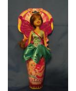 Toys Glitzeez New Teal Dress Fairy Doll 11 inches - $12.95