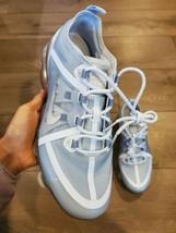 Nike Air VaporMax 2019 (GS) Pure Platinum Blue AJ2617-001 Size 7Y / Wome... - $135.00