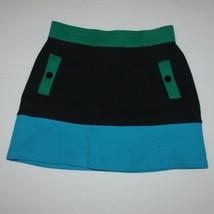 Gymboree Fancy Dalmatian Colorblock Ponte Skort Skirt size 6 - $12.99