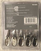 Style Selections Home Ten Satin Nickel Finish Drawer Pulls image 3