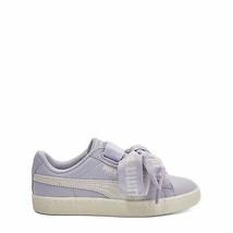 Puma Schuhe 364082, Damen Sneakers Violett/Schwarz - $63.54