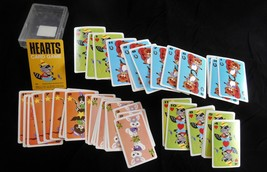 Hearts Card Game 4905 Whitman Western Publishing 1963 complete + plastic... - $8.70