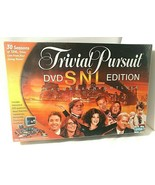Saturday Night Live SEALED 30 Seasons Trivial Pursuit DVD SNL Edition Bo... - $25.24