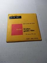 Kodak Wratten Gelatin Filter NO.82B 75x75mm 1496132 - $12.20