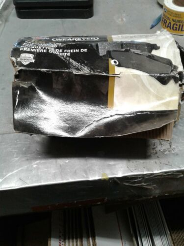 Wearever Gold Premium Break Pads Ceramic GNAD679 new in box (jew)