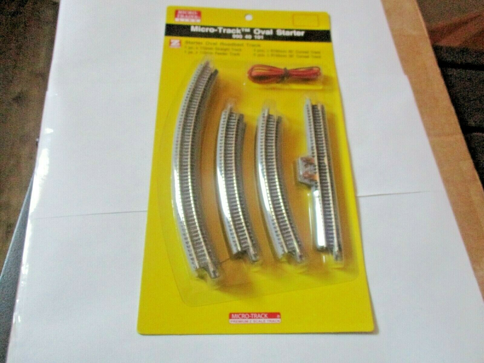 Micro-Trains Micro-Track # 99040101 Track Oval Starter Set Z-Scale