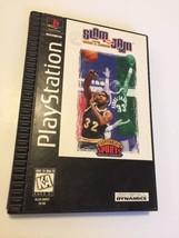 Slam n Jam 96: Featuring Magic & Kareem Long Box (Sony PlayStation 1, 19... - $15.39
