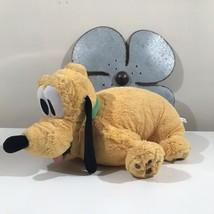 Disney Pluto Pillow Pet Pal Plush Doll Toy Disneyland RARE - $46.73