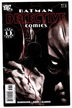 Detective Comics #817 1st appearance of Tally Man - DC comic book - $25.22