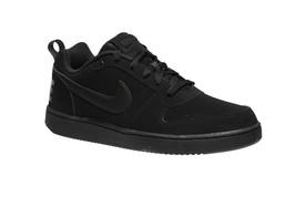 Nike court Borough Black 838937-001 Leather Shoes Men - $59.95