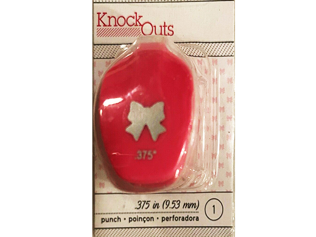 American Crafts Knock Out Mini Ribbon Punch #368881