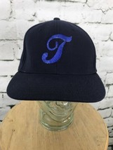 Navy Blue Otto Flex Fit Ball Cap Mens Hat - $9.89