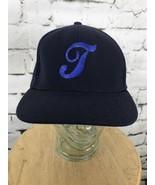 Navy Blue Otto Flex Fit Ball Cap Mens Hat - $9.89