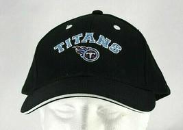 Tennessee Titans NFL Black Baseball Cap Adjustable - €23,06 EUR