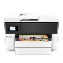 HP OfficeJet Pro Wide Format Wireless All-in-One Color Printer Scans Cop... - $277.43