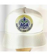 Vintage AGA Gas Sponsor 1996 USA Atlanta Olympics Swingster Snapback Hat... - $29.95