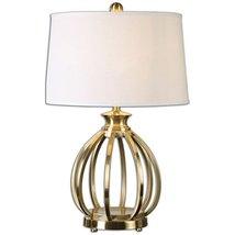 Uttermost 26167 Decimus Lamp, White - $356.40