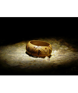 SPELL of TRUTH Norse Runes Magick Power of Ma'at Amulet Talisman Ring by... - $177.00