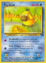 Pokemon - Psyduck (53) - Fossil - $1.80