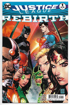 Justice League: Rebirth One Shot 2016 DC (NM) - $2.99