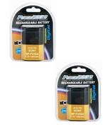 2X Batteries NPFV50A, for Sony HDRCX680, HDRPJ680, FDRAX60, FDRAX30, FDR... - $35.98