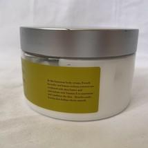 NIP Crabtree & Evelyn Verbena And Lavender De Provence Body Cream 8.8oz Jar image 2