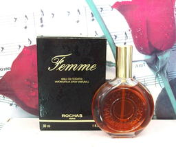 Femme De Rochas EDT Spray 1.0 FL. OZ. - $29.99
