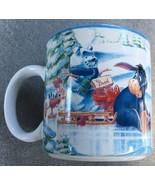 "Winnie the "" Pooh's Winter Wonderland "" 1996 The Disney Store Coffee Cup... - $9.89"