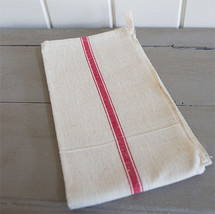 Red and White Kitchen Towel - $48.00