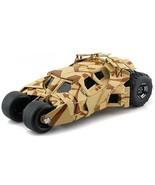 Jada Toys DC Comics 2008 The Dark Knight Batmobile With Batman figure; 1... - $17.86