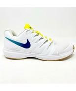 Nike Air Zoom Prestige White Yellow Tennis Shoes Womens Size 10.5 AA8024... - $67.95