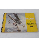 Fokkers of World War 1 Photos Hobby Helpers Library NY 1960, spiral boun... - $27.99