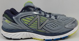 New Balance 860 v7 Running Shoes Men's Size US 10 M (D) EU 44 Gray M860GY7