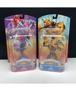 SKYLANDERS GIANTS VIDEO GAME figures pair lot Ninjini Swarm xbox new moc... - $23.22