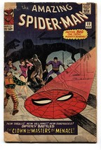 AMAZING SPIDER-MAN #22 comic book-FIRST PRINCESS PYTHON-DITKO G - $63.05