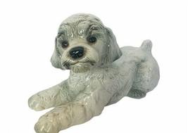 """Goebel Hummel Figurine Poodle Dog Puppy 9"""" Germany 3003315 vtg sculpture... - $91.92"""