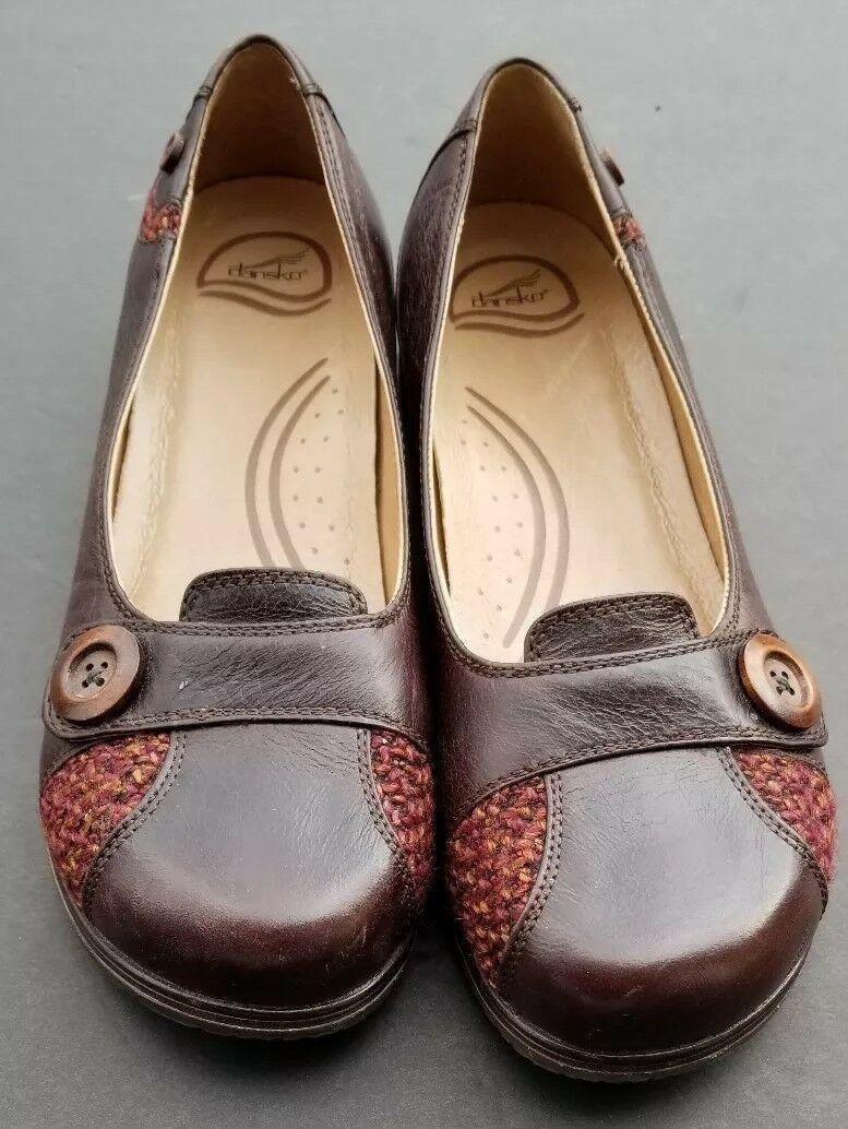 Dansko Size 10 Pam SLIP-ON Loafer Size
