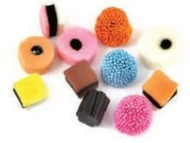 Mini Licorice Allsorts -26Lbs - $212.85