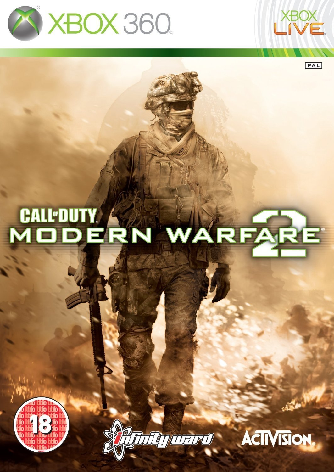 Call of Duty: Modern Warfare 2 [Xbox 360]