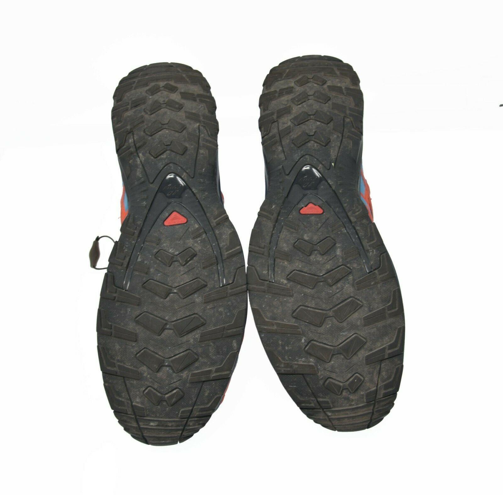 Solomon XA PRO 3D Trail Running Men's Sz 12.5 EU 47.5 Hiking Trail Sports Shoes image 5