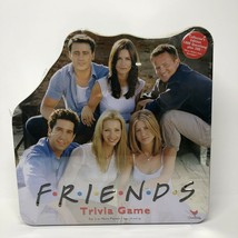 Friends Trivia Board Game Collectors Edition Yellow - $24.74